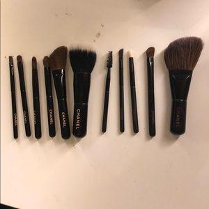 Chanel Travel Brush Set (2 sets)